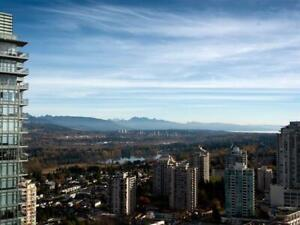 Great Location! Close To Everything! Downtown Metrotown!