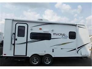 $1000 OFF 2015 Flagstaff by Forest River 21FBRS