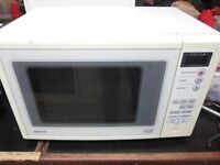 Microwave oven for sale . Brand - Sanyo .