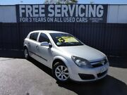 2006 Holden Astra AH MY06.5 CD Silver 4 Speed Automatic Hatchback Old Reynella Morphett Vale Area Preview