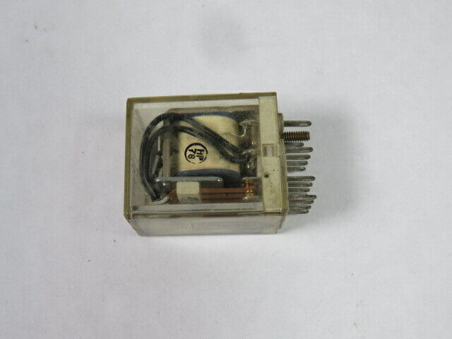 Potter & Brumfield KH-4274-1 Relay 48VDC 14-Blades  USED