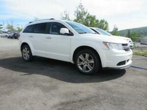 160$ BI WKLY ! 2011 Dodge Journey R/T NAVIGATION!LEATHER ! AWD!