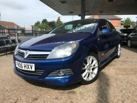 VAUXHALL ASTRA 1.6 DESIGN SPORTS...X-PACK!!! .FULL MOT