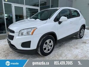 2014 Chevrolet Trax LS FWD BRAND NEW TIRES POWER OPTIONS VERY NI
