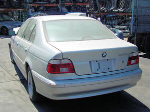 2001 BMW 525I FULL PARTS OUT