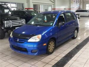 2005 Suzuki Aerio SX Loaded, Auto , 185k , Gas Saver $2450.00