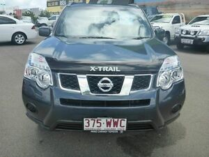 2012 Nissan X-Trail T31 Series IV ST 2WD Blue 6 Speed Manual Wagon Garbutt Townsville City Preview