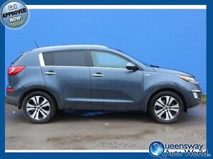 2012 Kia Sportage EX (Sporty Affordable)