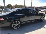 2013 Ford G6E Black Sedan Blue Haven Wyong Area Preview