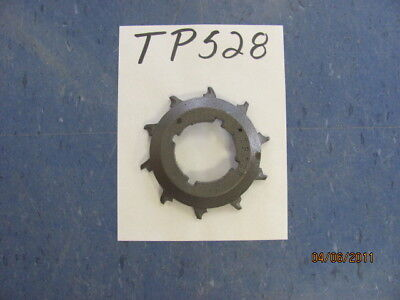 COVINGTON PLANTER PLATE-TP528 MEDIUM ROUND SEED- MAINLY CORN & FIELD PEA PLATE