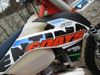 KTM 250 EXC 2015 EXC ELECTRIC START ENDURO ROAD REGISTERED MX MOTOCROSS BIKE