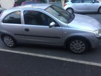 Vauxhall Corsa 2002 Spares or Repairs
