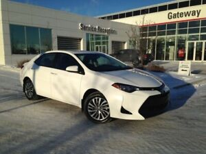2018 Toyota Corolla XLE Leather, Heated Seats, Sunroof, Smart Ke