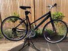 Ladies Hybrid Bike - Claude Butler Urban 300