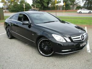 2011 Mercedes-Benz E250 CGI C207 Avantgarde Black 5 Speed Sports Automatic Coupe Maddington Gosnells Area Preview
