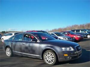 GREAT DEAL!!! 2007 Audi A6 3.2L QUATTRO 2 SETS TIRES! 4X4
