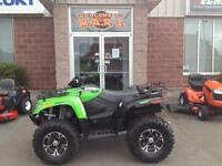 2014 Arctic Cat 1000 MARS Ltd with Tracks ONLY $50 p/w OAC