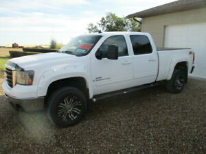 2007  GMC 2500HD DURAMAX Z71