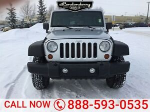 2010 Jeep Wrangler Unlimited 4WD SPORT UNLIMITED