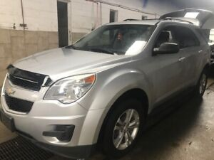 2011 Chev Equinox LT 4cyl,up to date service certified ,warranty