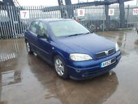 Vauxhall Astra 1.6 Front Bumper (2003)