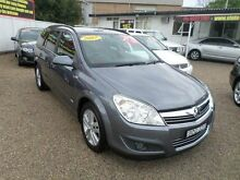 2007 Holden Astra AH MY07.5 CDX Silver 4 Speed Automatic Wagon Sylvania Sutherland Area Preview