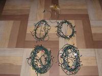 Lumieres De Noel---Christmas Lights.