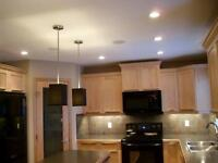 electrician, renovations, new construction,  free quotes