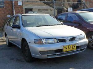 1996 Nissan Pulsar LX ** Low 133,000 Kms * 4 Speed Automatic Sedan