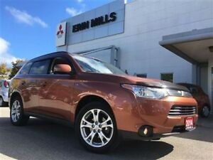 2014 Mitsubishi Outlander GT KEYLESS NAV LEATHER CAMERA