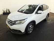 2014 Honda CR-V 30 MY14 VTi-L (4x4) White 5 Speed Automatic Wagon Clemton Park Canterbury Area Preview