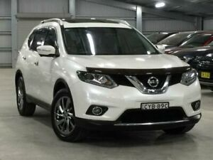 2015 Nissan X-Trail T32 TL X-tronic 2WD White 7 Speed Constant Variable Wagon Phillip Woden Valley Preview
