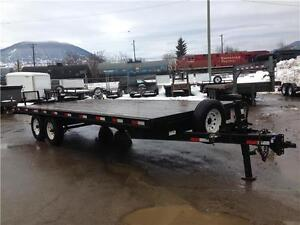 used - 2012 H&H 20ft+4 Dove Deck Over 14000lb GVW