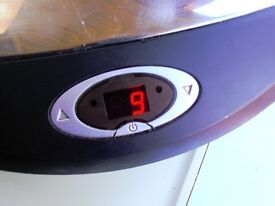 SOLD ! - VERY LARGE - LEAN MACHINE by GEORGE FOREMAN