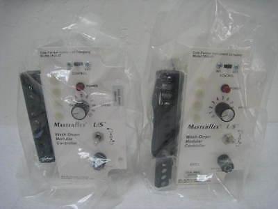 2 Masterflex cole parmer 7553-07 washdown modular controllers AC3003A1