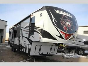 2016 Winnebago Industries Towables Scorpion 3480