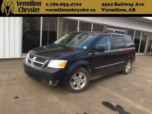 2010 Dodge Grand Caravan SXT- Power Doors/Hatch, DVD