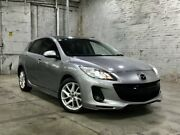 2013 Mazda 3 BL10L2 MY13 SP25 Activematic Grey 5 Speed Sports Automatic Hatchback Mile End South West Torrens Area Preview