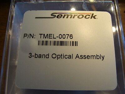 New Semrock 3-band Optical Assembly Pn Tmel-0076