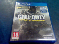 CALL OF DUTY INFINTIVE WARFARE PS4 GAME