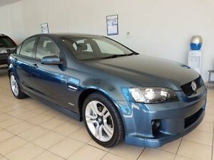 2009 Holden Commodore VE MY10 SV6 Blue 6 Speed Manual Sedan Southport Gold Coast City Preview