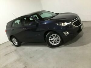 2018 Holden Equinox EQ MY18 LS+ FWD Blue 6 Speed Sports Automatic Wagon Mile End South West Torrens Area Preview
