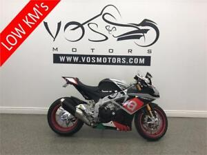 2016 Aprilia RSV4 RF - V2741 - No Payments For 1 Year**