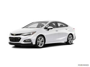 2016 Cruze Rs premier lease take over