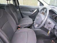 Dacia Sandero 1.2 Laureate 16V 5DR (pearl black) 2013