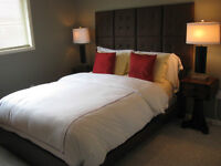 Available Now: Furnished bedroom, close to RVH and Georgian!