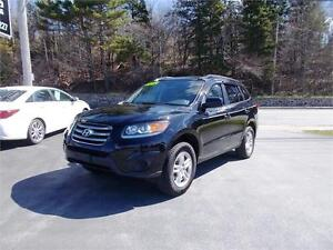 2012 HYUNDAI SANTA FE...LOADED!! 6 SPEED, BLUETOOTH & MORE!!