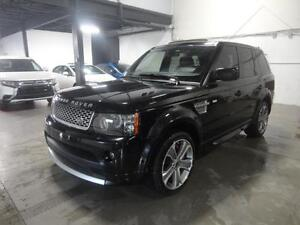 2012 Land Rover Range Rover GT Sport Supercharged Autobiograpgy