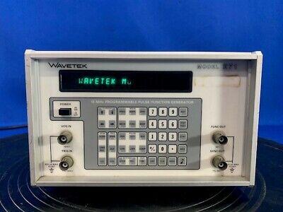 WaveTek 271 Function Generator