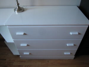 Little Folks Ltd. white baby dresser, Made in Canada Oakville / Halton Region Toronto (GTA) image 2